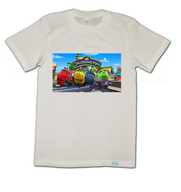 T SHIRT CHUGGINGTON 5 anni